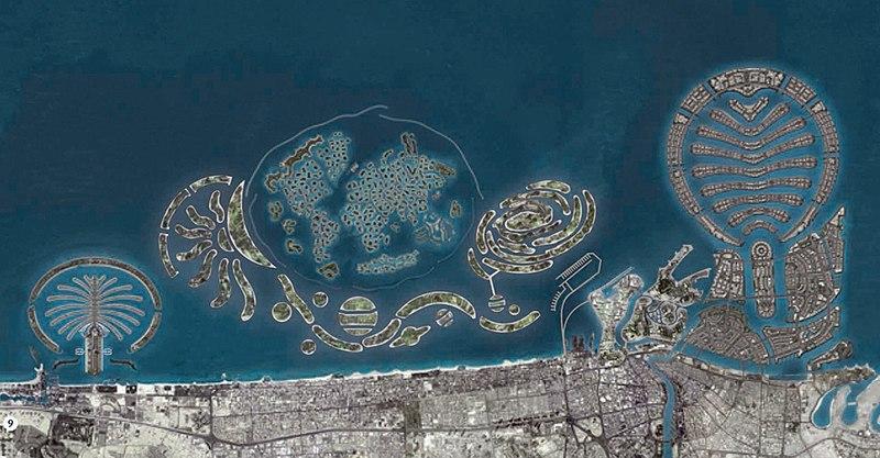 איים בדובאי