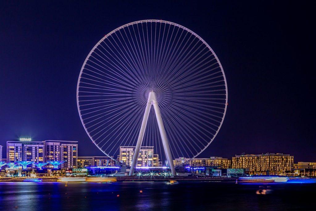 הגלגל הענק בדובאי