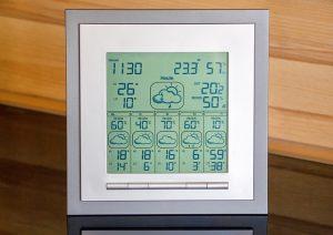 מזג האוויר בדובאי