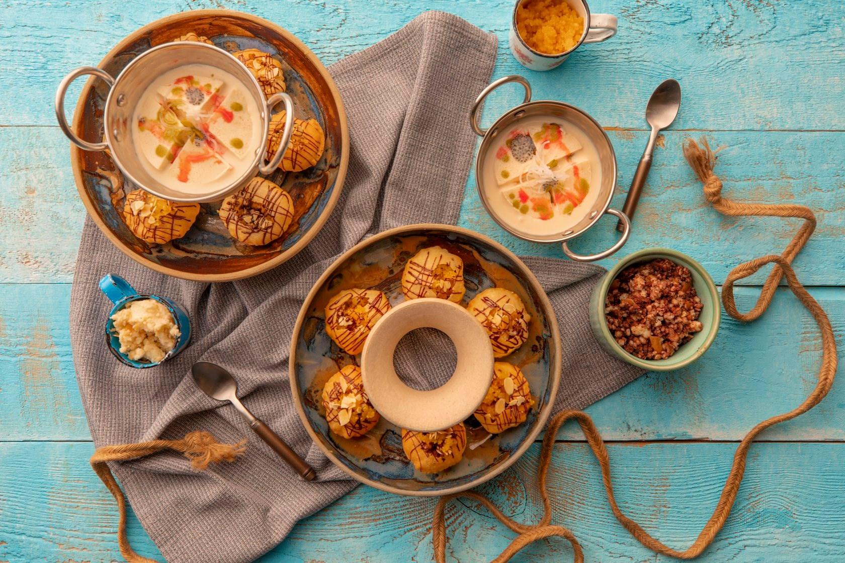 מסעדת Indya by Vineet