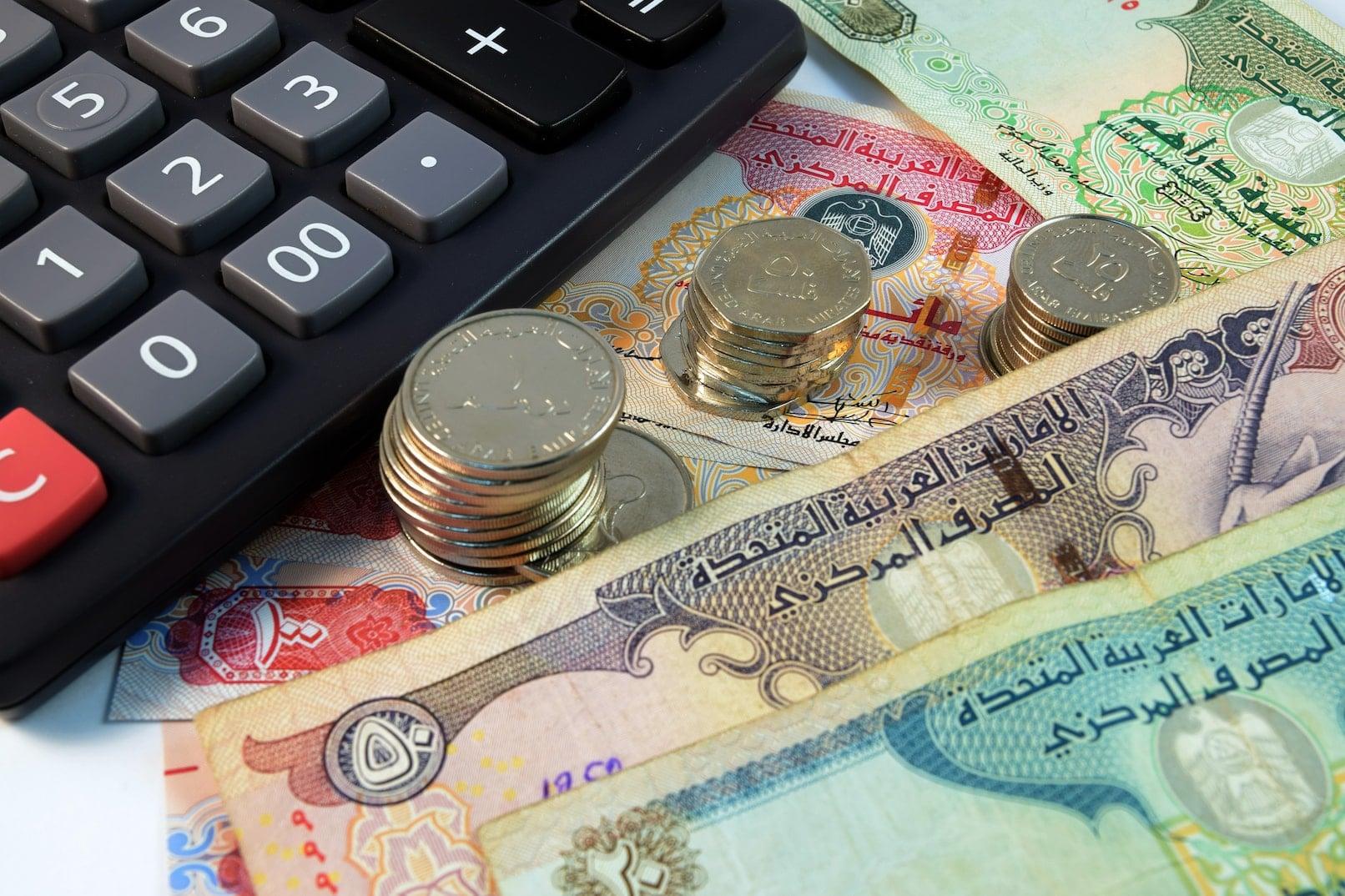 מטבע בדובאי