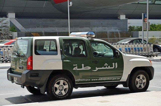 משטרה בדובאי