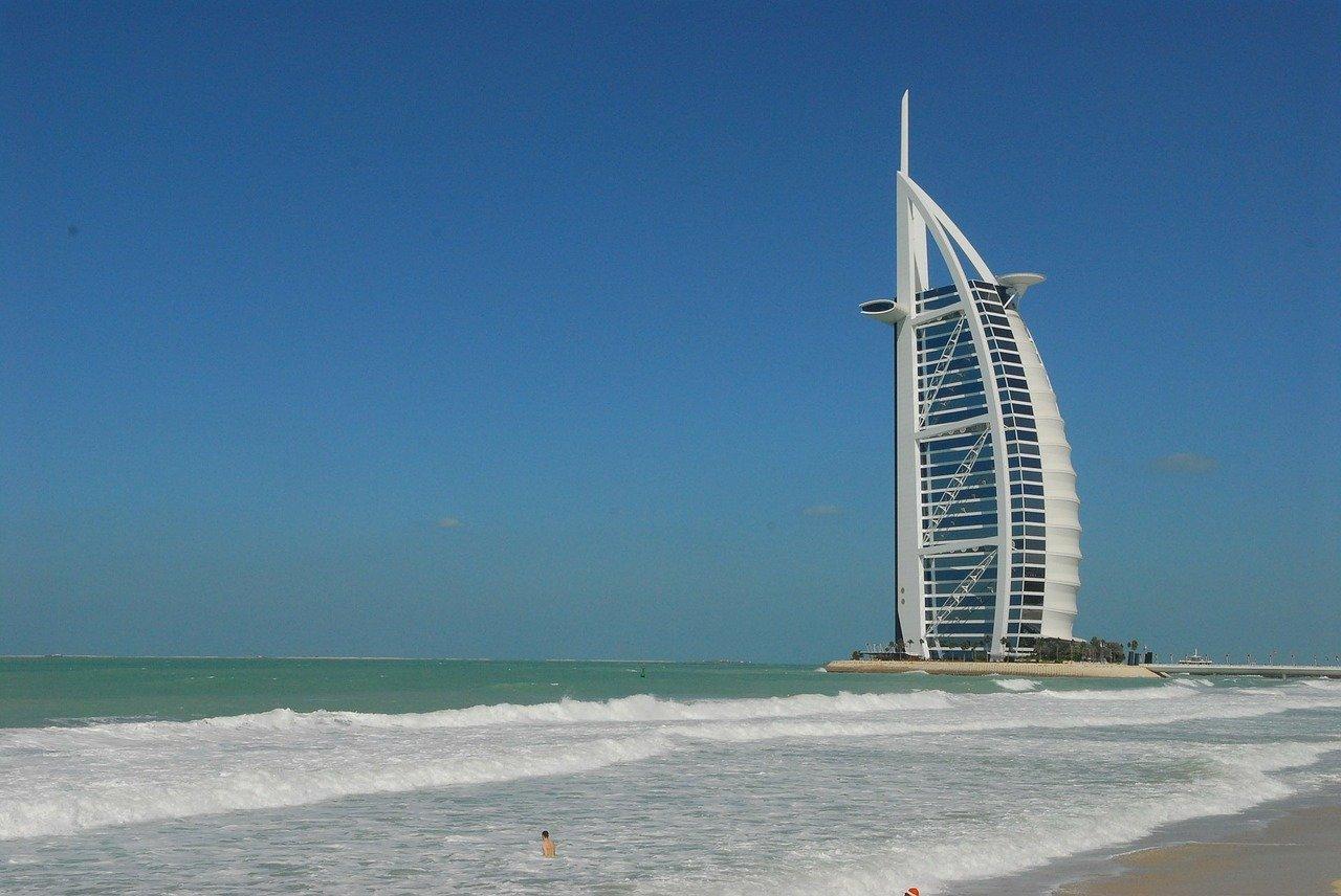 חופי ים בדובאי