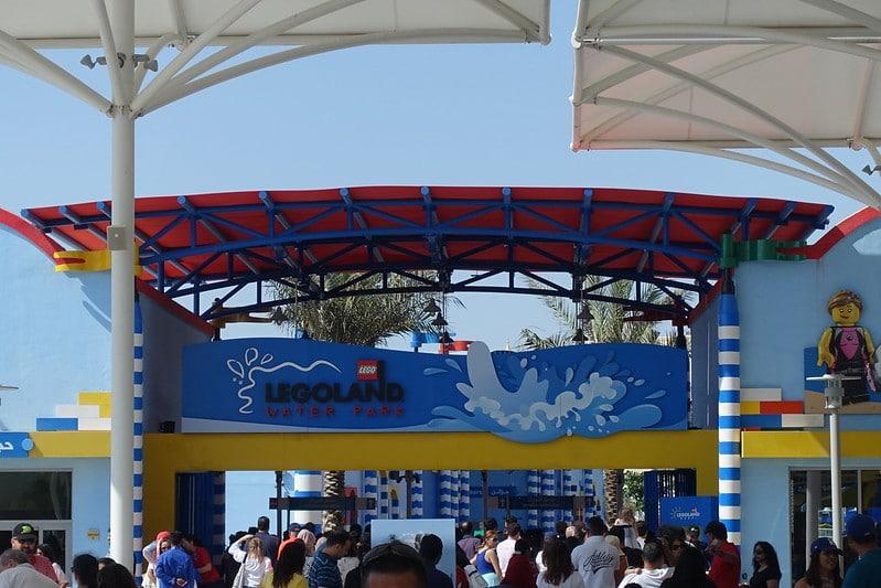 פארק המים לגולנד דובאי