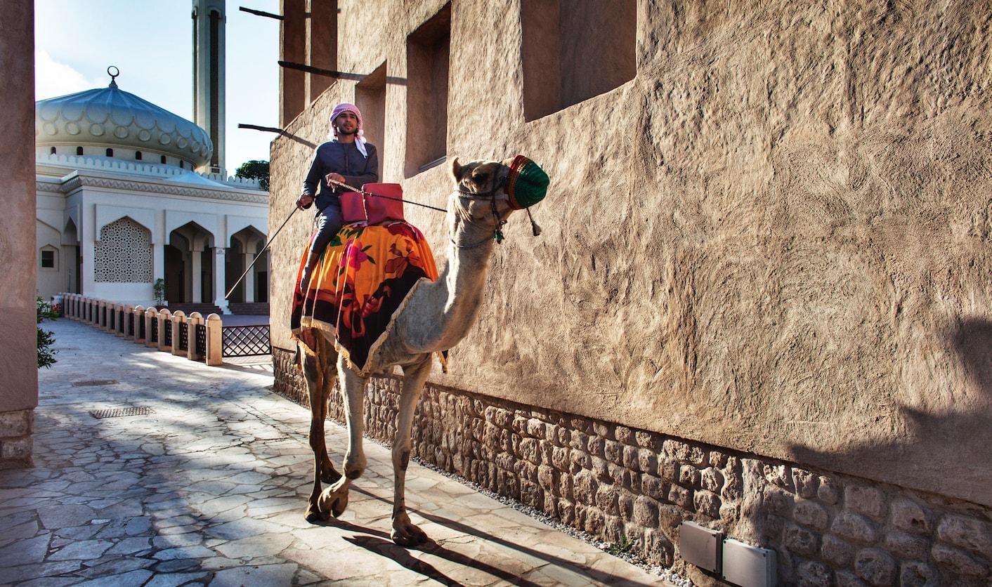רמדאן בדובאי
