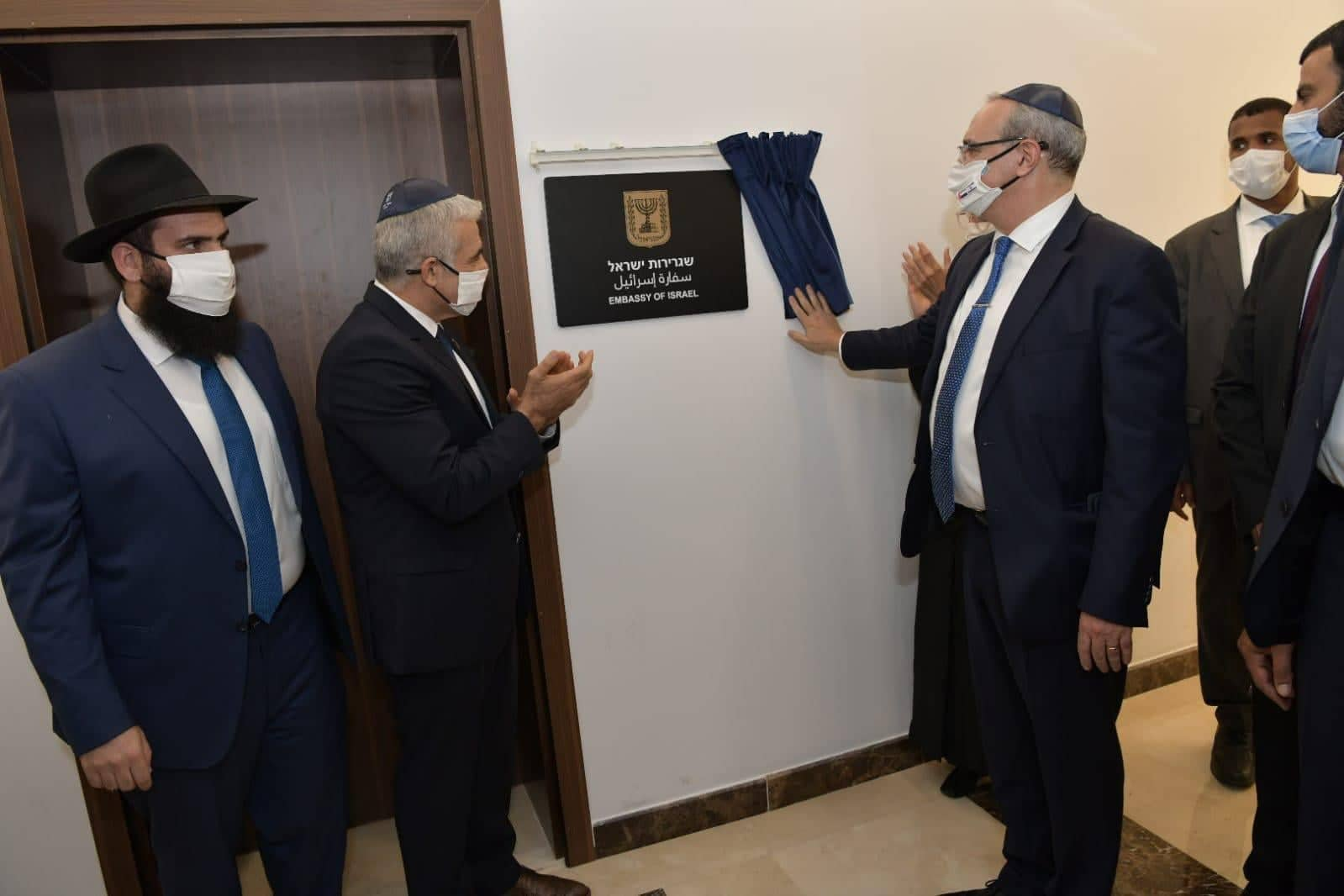 שגרירות ישראל בדובאי