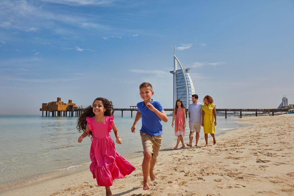 טיול משפחות עם ילדים לדובאי
